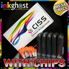 CISS compatible with CANON MG5250 MG5350 MX885 MX895 with CHIPS PGI-525 CLI-526