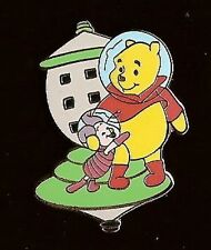 Disney Shopping.com Pin Space Age Series Winnie the Pooh Piglet LE1000