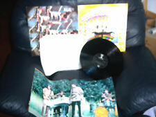 THE BEATLES Magical Mystery Tour UK PARLOPHONE EDITION PLAYS WELL WITH BOOKLET.