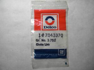 Vintage/NOS Ac/Delco Carburetor Choke Link Rod Part # 7043370