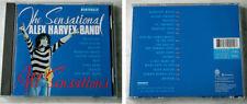 THE SENSATIONAL ALEX HARVEY BAND All Sensations .. 1992 Vertigo CD