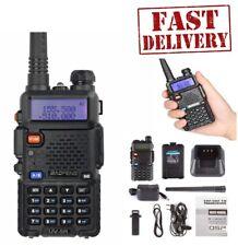 Police Fire Radio Two Way Scanner Transceiver Handheld Portable F-Antenna HAM