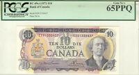 Kanada 10 Dollar 1971