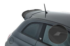 Heck Spoiler Dach Flügel Tuning Wing für Fiat 500 Abarth 595 Competizione HF800