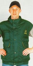 John Deere Adults Green Bodywarmer Waistcoat Gilet XL - J099122