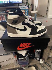 Air Jordan 1 Retro High OG Dark Mocha - Men's Size 11.5 - NIKE SNKRS