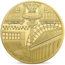 [#480821] France, Monnaie de Paris, 5 Euro, UNESCO, 2017, FDC, Or