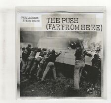 (IU94) Paul Jackson & Steve Smith, The Push - 2004 DJ CD