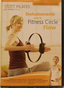 NEW Stott Pilates Fitness Circle Flow workout exercise fit DVD Moira Merrithew