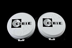 Covers for Oscar Auxiliary Spotlights Headlamps 2pcs CIBIE 67526