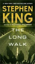 THE LONG WALK - BACHMAN, RICHARD - NEW PAPERBACK BOOK