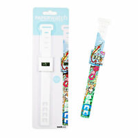 Novelty Gift Idea | PAPER Digital Watch Decorate It Yourself | Secret Santa