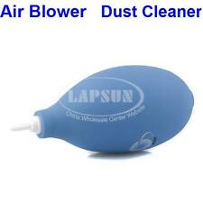 Air Blower Pump Dust Cleaner Camera Lens Rubber F/ Computer Watch LCD Blue 8016