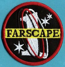 John Crichton Farscape 1 Mission Iron-On Patch