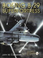 Schiffer Boeing B-29 Superfortress: American Bomber Aircraft World War Two 02728