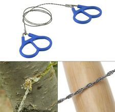 Emergency Travel Survival Gear Stainless Steel Wire Saw Outdoor Camping Hiking