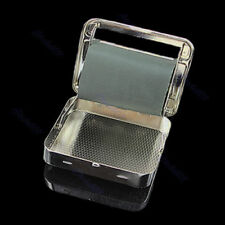 Hot Sell Metal Cigarette Tobacco Roll Roller Rolling Machine Box Case Cover Gift