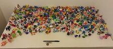 50 random pieces of pokemon plastic figure set of generation1~5 medium size hot