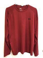 Under Armour Men's L/S T-shirt Pullover Vguc