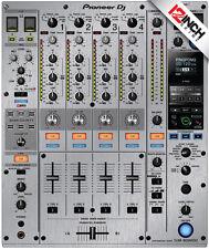 Pioneer DJM-900NXS2 Skin brushed silver
