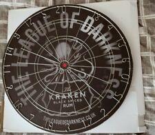 More details for limited edition kraken dartboard