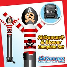Pirate Air Dancer ® & Blower Complete Sky Dancer Package Set