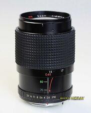 Revuenon 35-70 mm 1:2,8--3,8 Zoom Objektiv für Pentax K  2549