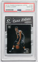 2016-17 Panini Donruss Optic Caris LeVert Rookie RC #167 PSA 10