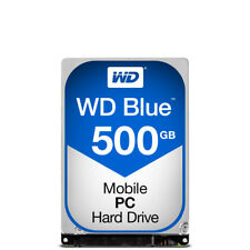 Western digital Blue Mobile 500GB SATA