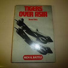 Book - Tigers over Asia by Bernard C. Nalty (1978, Hardcover) 1st edition - Wwii