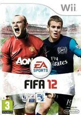 Nintendo Wii Spiel - FIFA 12 ENGLISCH mit OVP