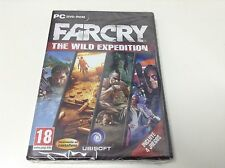 FAR CRY THE WILD EXPEDITION  . Dvd-Rom España .. Envio Certificado ...Paypal