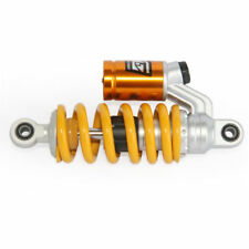 1Pc Universal 260mm 10Inch Motorcycle Shock Absorber Rear Suspension Quad Yellow