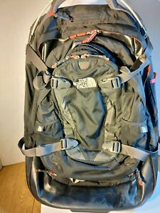 The North Face Doubletrack 25 Rolling Luggage Backpack Ultra Rugged Vfine