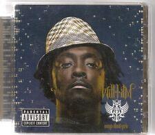 CD ALBUM 16 TITRES--WILL I AM--SONGS ABOUT GIRLS--2007