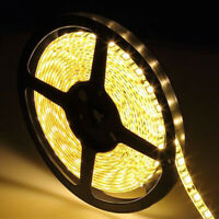 Wholesale 5M DC12V 5050 Warm White IP65 Waterproof 300 LED Flexible Strip Light