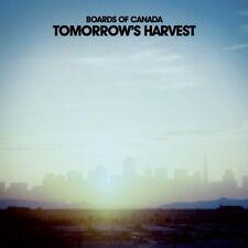 Boards of Canada-Tomorrow 's Harvest (Ltd. Artcard EDITION) CD NUOVO