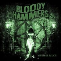 Bloody Hammers - Spiritual Relics [CD]