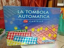La Tombola Automatica 24 Cartelle Clementoni gioco da Tavolo