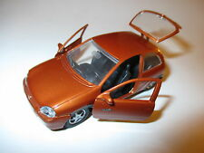 Opel Corsa B OLYMPIADE ATLANTA USA in kupfer copper orange metallic, GAMA 1:43!