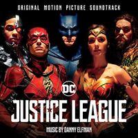 Danny Elfman - Justice League (Original Motion Picture Soundtrack) [CD]