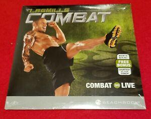 LES MILLS COMBAT - Combat 30 Live DVD - SINGLE DVD