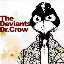 Deviants - Dr Crow CD Gonzo
