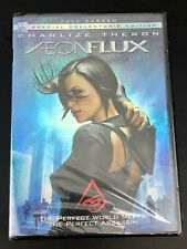 Aeon Flux (Dvd, 2006, Special Collectors Edition Full Frame) New & Sealed