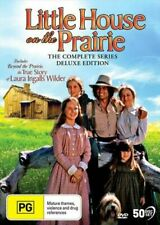 Little House on the Prairie (DVD, Deluxe Edition)
