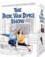 THE DICK VAN DYKE SHOW Complete Remastered Series DVD Season 1 2 3 4 5 (25 Disc)