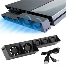 External Super Slim Cooling Fan Super Cooler for PS4 Sony Playstation 4 Console