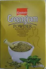 Green Gram Powder - a natural substitute for soap - Free Shipping