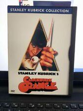 A Clockwork Orange (Dvd, 1999, Kubrick Collection Letterboxed)