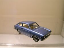 MERCURY ITALY No.44 FIAT 850 COUPE METALLIC BLUE NEAR-MINT SCALE 1:43